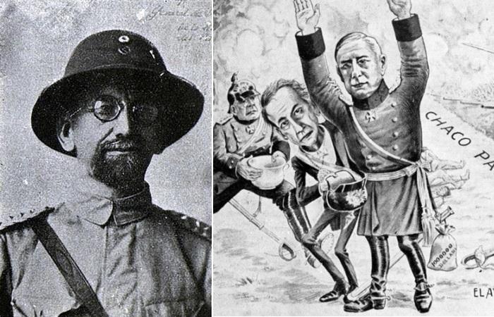 Как русские и немецкие офицеры-ветераны Первой мировой вновь встретились на полях сражений.