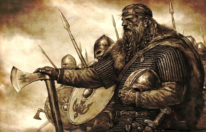 Древние скандинавы давно считаются суровыми воинами. | Фото: reignonline.net.