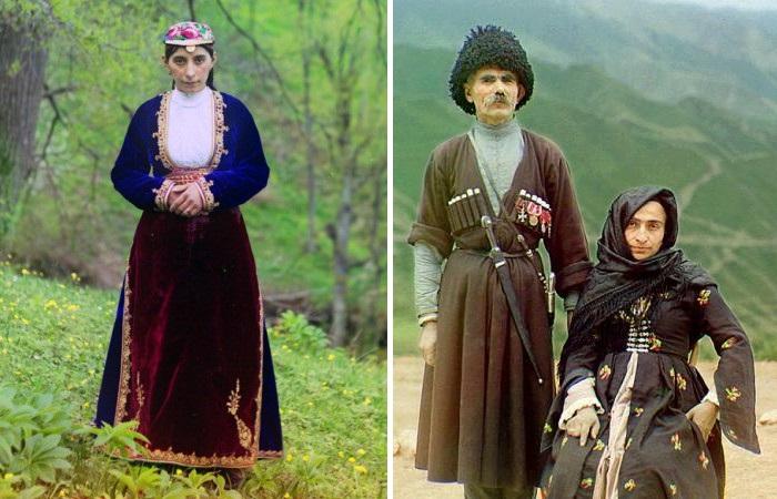 Кавказские горцы очень тщательно подходили к выбору жен.