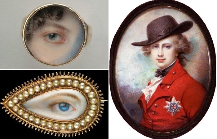 «Глаза любовника» и романтическая история их появления.