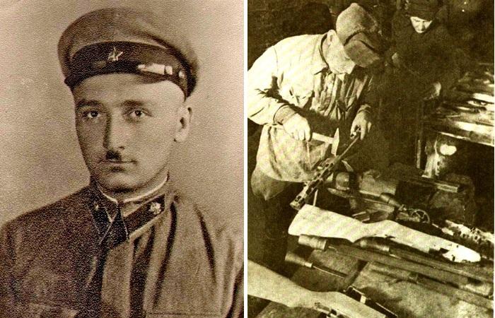 Тенгиз Шавгулидзе – партизан-изобретатель Великой Отечественной войны.