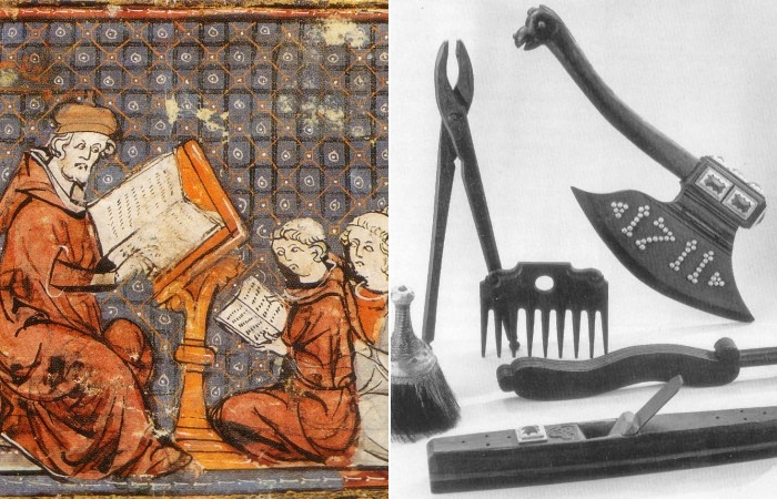 В средневековом университете юных студентов ожидало множество сюрпризов.