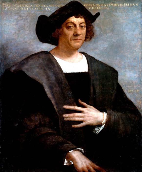 Христофор Колумб – человек, открывший Новый Свет. | Фото: rushist.com.