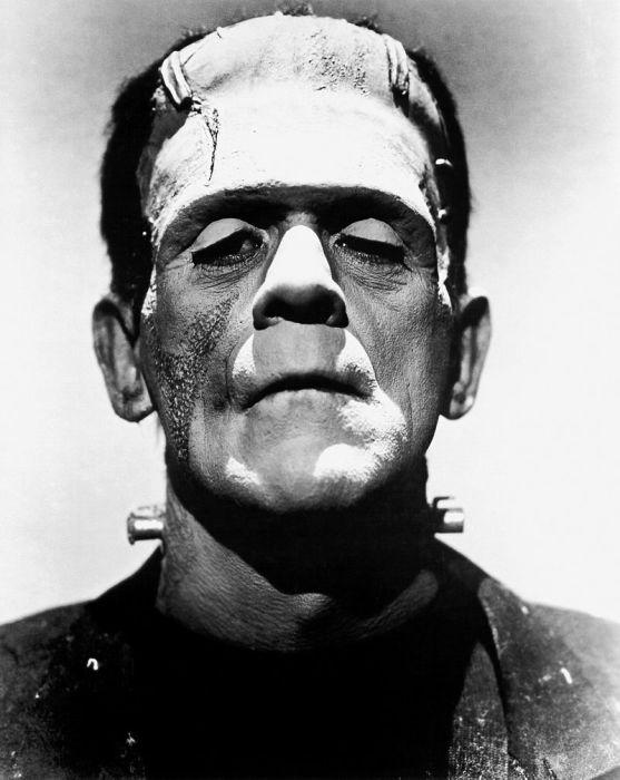 Монстр Франкенштейна в исполнении Бориса Карлоффа» 1931 года. | Фото: upload.wikimedia.org.