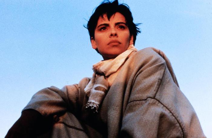 Матильда Мэй в роли Изабель Эберхард в одноименном фильме 1991 года.   Фото: cinema.de.