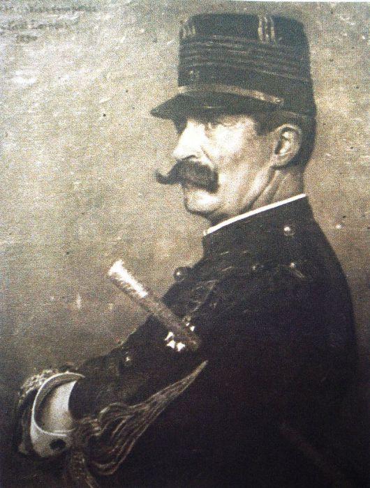 Жюль Брюне – французский офицер, участник гражданской войны в Японии. | Фото: en.wikipedia.org.