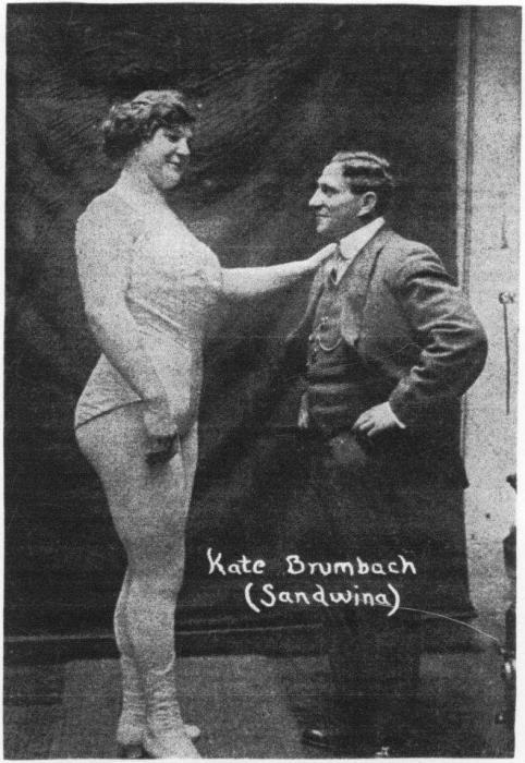 Кейт Брумбах и ее муж Макс Хейманн, 1922 год. | Фото: commons.wikimedia.org.