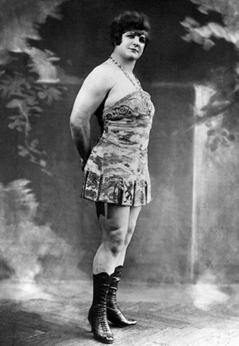 Кейт Брумбах в 1922 году. | Фото: commons.wikimedia.org.