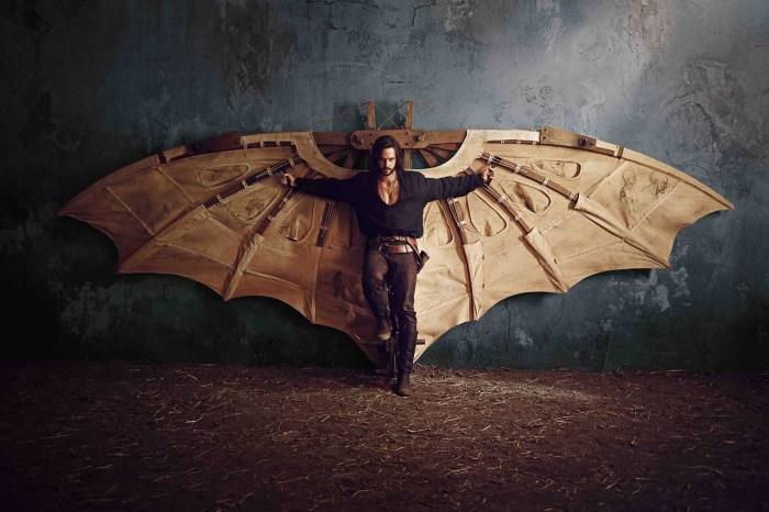 Кадр из телесерила «Демоны да Винчи». | Фото: btlnews.com.