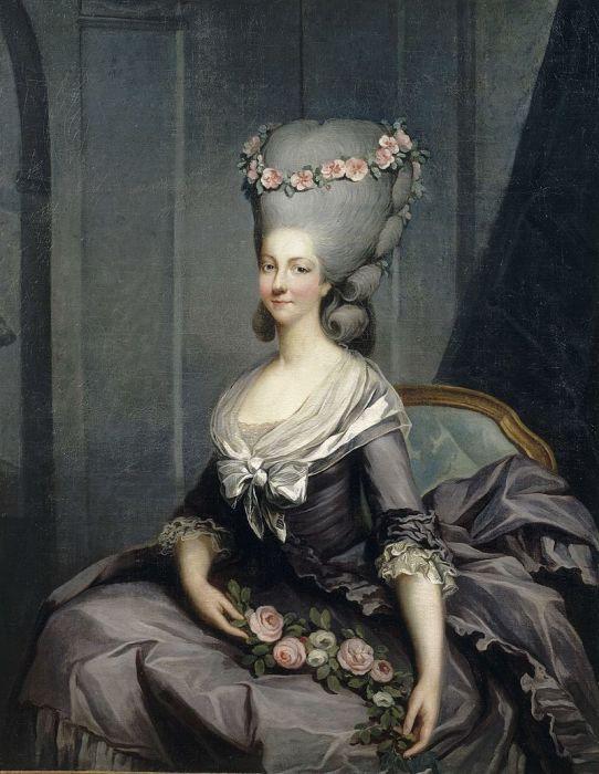 Мадам де Ламбаль. Антуан-Франсуа Каллет, 1776 год. | Фото: fr.wikipedia.org.