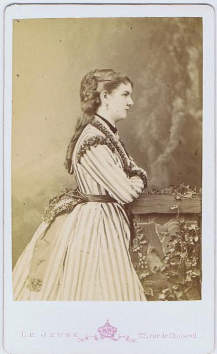 Виктория Мария Дуглас-Гамильтон – первая супруга князя Монако Альбера. | Фото: theesotericcuriosa.blogspot.com.