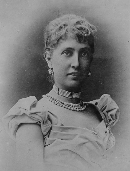 Алиса Гейне, вторая супруга Альбера I. | Фото: ru.wikipedia.org.