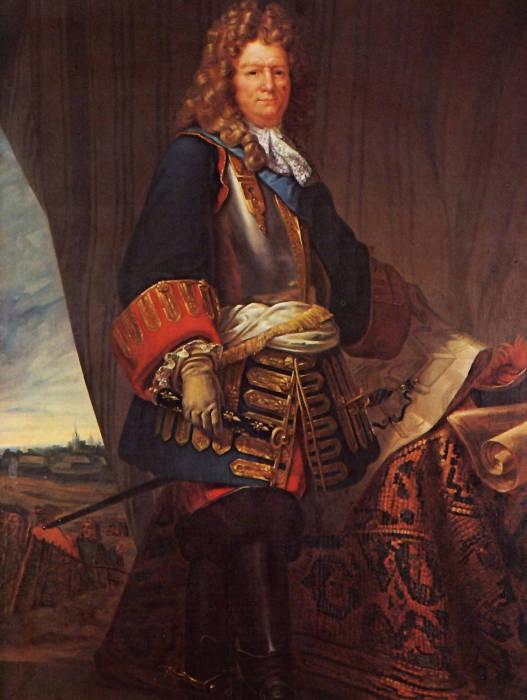 Себастьен Ле Претр де Вобан – инженер Людовика XIV, маршал Франции. | Фото: devoir-de-philosophie.com.
