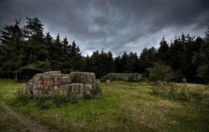 Останки бункера Гитлера под Винницей. | Фото: ezoterik-page.com.