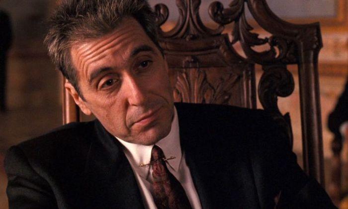 Стареющий босс мафии Майкл Корлеоне. | Фото: everplans.com.