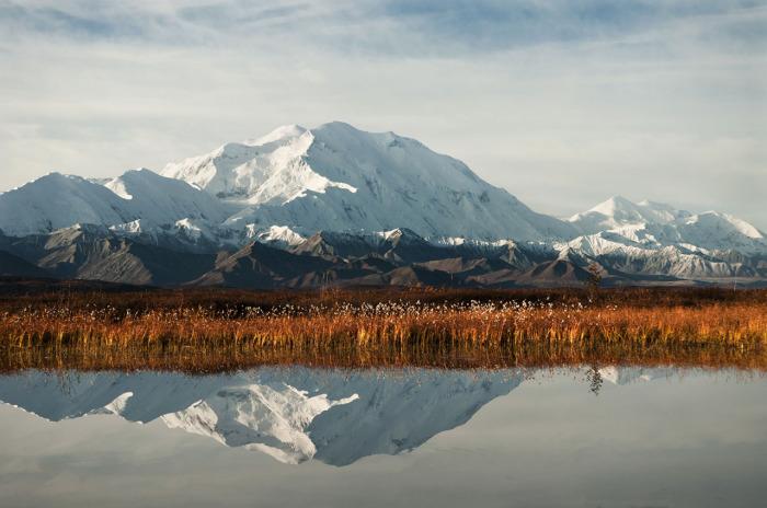 Окрестности города Фэрбанкс, Аляска. | Фото: mowryjournal.com.