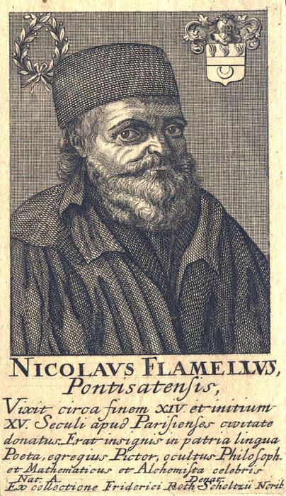 Николя Фамель (1330-1418) - французский писатель и алхимик. | Фото: flickr.com.