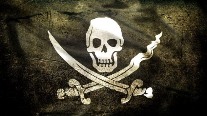 «Веселый Роджер» - пиратский флаг Джека Рэкхема. | Фото: labrujulaverde.com.