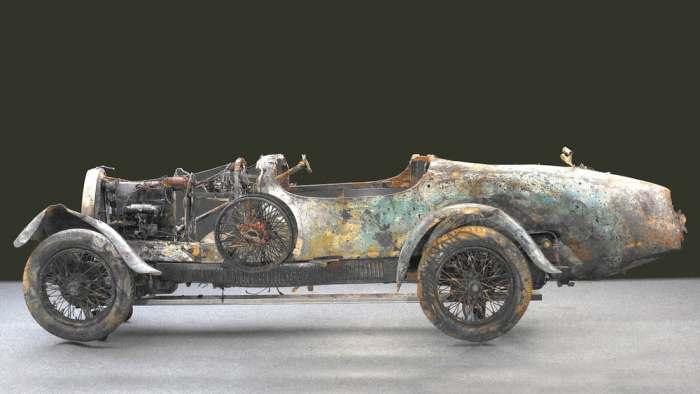Bugatti Type 22 Brescia Roadster. | Фото: newatlas.com.