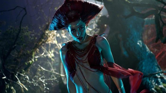 Образ Кармиллы в фильме 2009 года. | Фото: vita-colorata.livejournal.com.