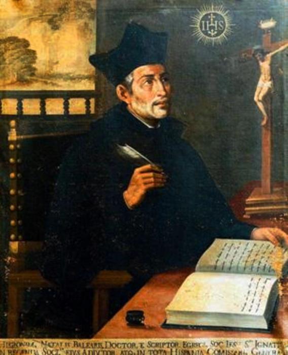 Иезуитский священник XVI века. | Фото: theconversation.com.