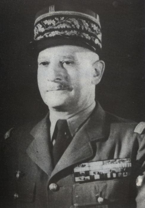 Французский генерал З.А. Пешков. | Фото: club.berkovich-zametki.com