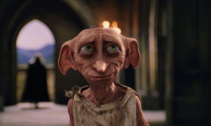 Добби – персонаж-домовой из «Гарри Поттера». | Фото: vse42.ru.