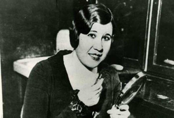 Элис Диамонд, главарь банды «слоних» с 1916 по 1930-е годы. | Фото: pay.diary.ru.
