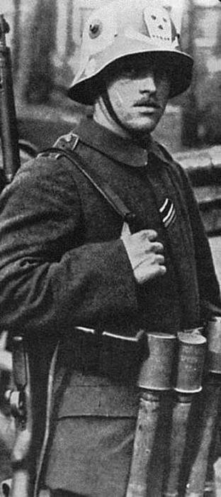 Боец мюнхенского фрайкора.   Фото: moddb.com.