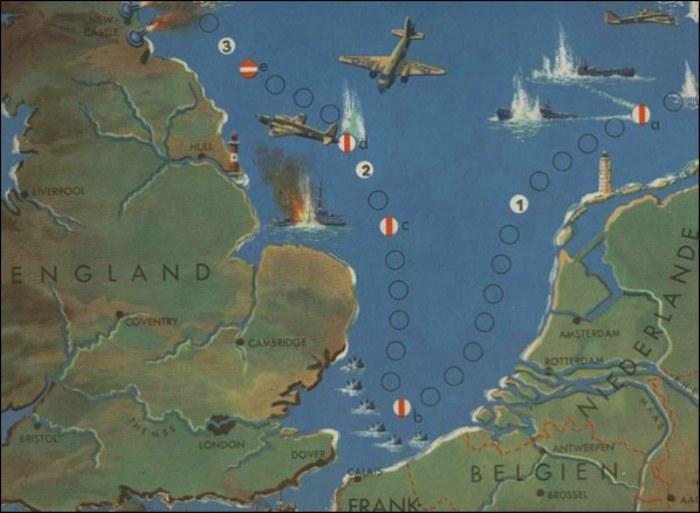 Игра в подводную лодку, основанная на подвигах немецкого капитана Гюнтера Приена. | Фото: bbc.co.uk.