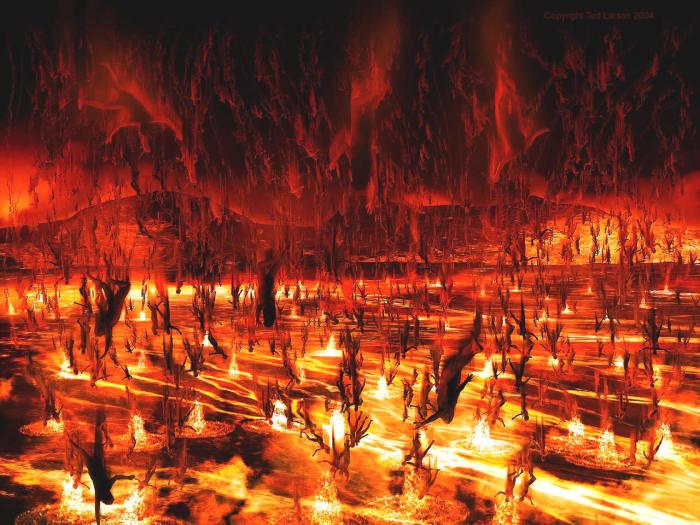 Изображение ада. | Фото: fresher.ru.