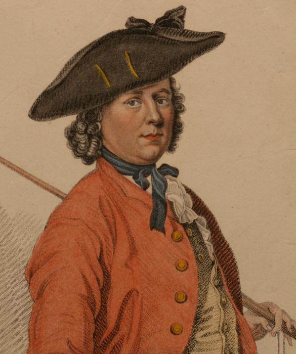 Ханна Снелл – женщина, служившая в морской пехоте. | Фото: historicdockyard.co.uk.