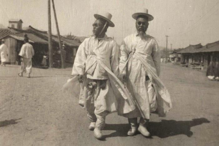 Удивительный «ковбойский» стиль корейских мужчин.