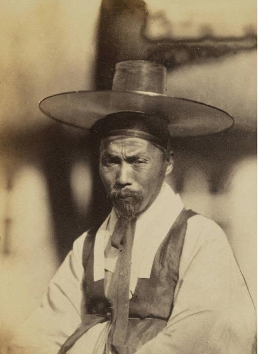 Корейский ковбой.