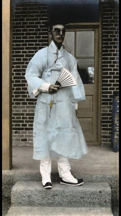 Корея, 1903 год.