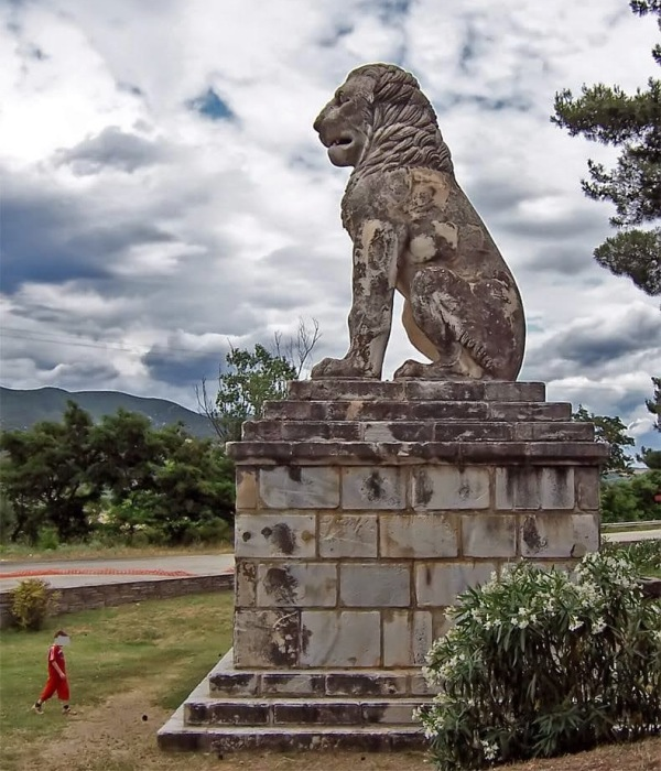 Найдена поражающая воображение гробница Александра Македонского