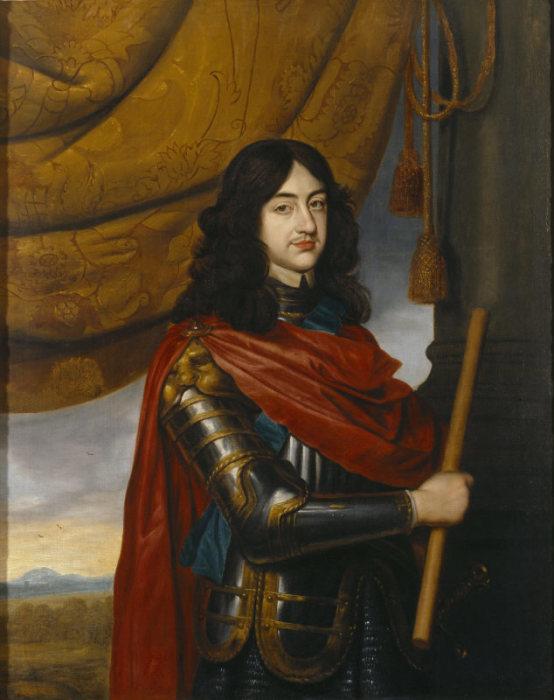 Карл II принимал лекарство основе человеческого черепа. Геррит ван Хонтхорст, 1650 год. | Фото: commons.wikimedia.org.