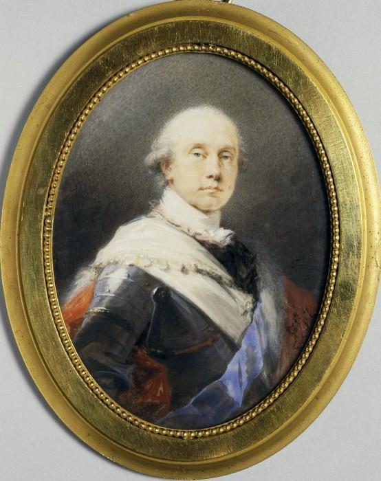 Парадный портрет принца Карла Нассау-Зигена, 1792 год. | Фото: upload.wikimedia.org.