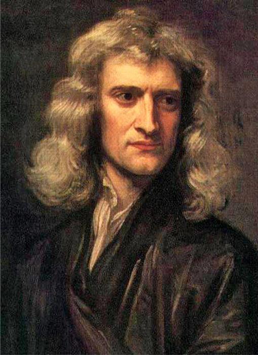 Портрет Исаака Ньютона. Готфрид Кнеллер, 1689 год. | Фото: earth-chronicles.ru.