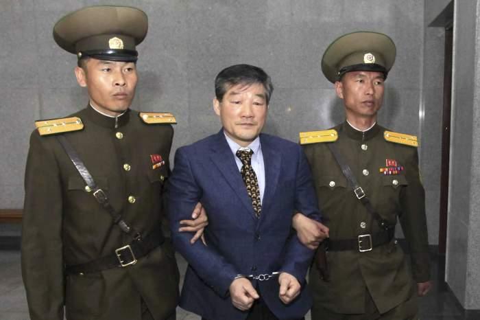 Заключенный под стражей. | Фото: tbo.com.