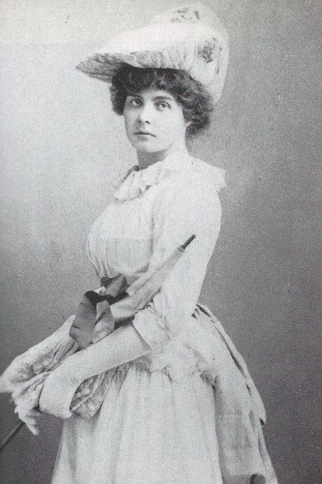 Констанц Уайльд – член Общества Рационального Платья. Фотография 1887 года. | Фото: commons.wikimedia.org.
