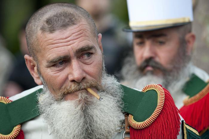 Традиционно, сапёры – единственные солдаты, которым позволено носить бороду. | Фото: pinterest.com.