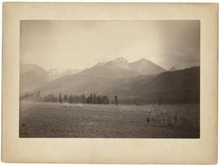 Вид на Алтайские горы, 1885. | Фото: loc.gov.