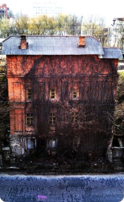 Дом с привидениями в Тернополе. | Фото: press-centr.com.