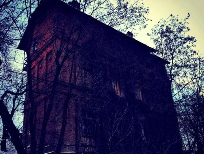 Тернопольский дом с привидениями. | Фото: press-centr.com.