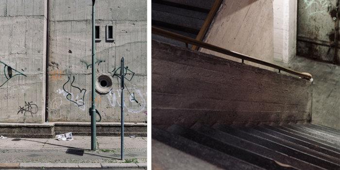 Внутри бункера и рядом с ним. | Фото: traveler.marriott.com.