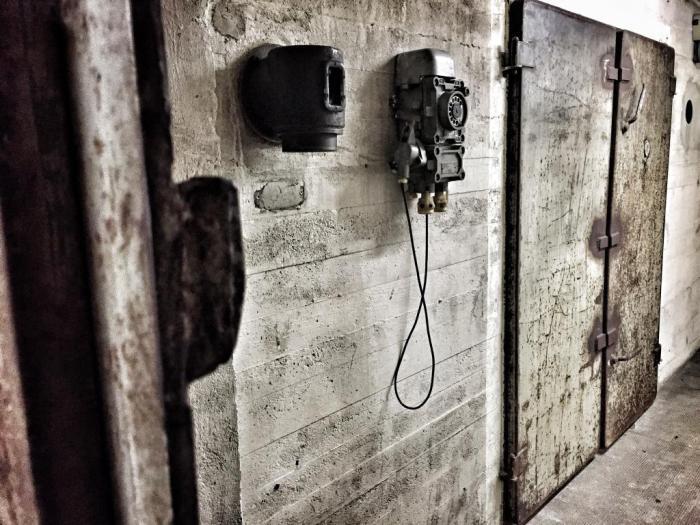 Переговорные аппараты. | Фото: tripadvisor.ru.