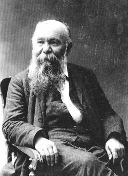 Милован Глишич - сербский писатель и «крестный отец» вампира. | Фото: commons.wikimedia.org.