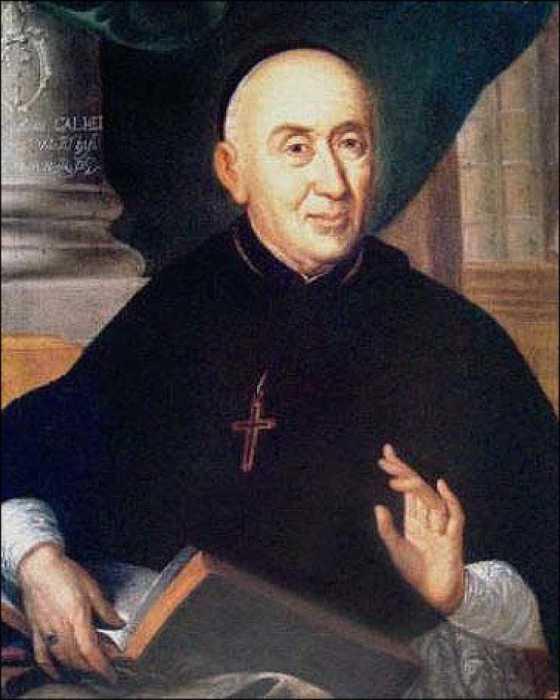 Огюстен Кальме - французский аббат и ученый XVIII века. | Фото: lib.rus.ec.