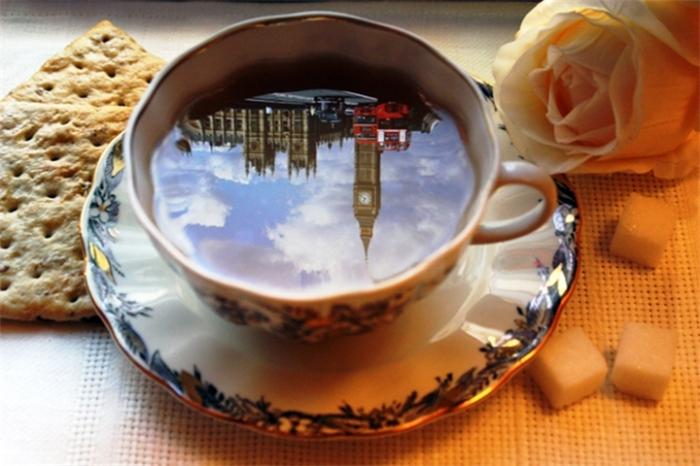 Даже чай может изменить историю человечества. | Фото: vilingstore.net.